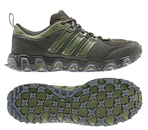 New Adidas Mens KX TRAIL Running Black Shoes Trainers Marathon